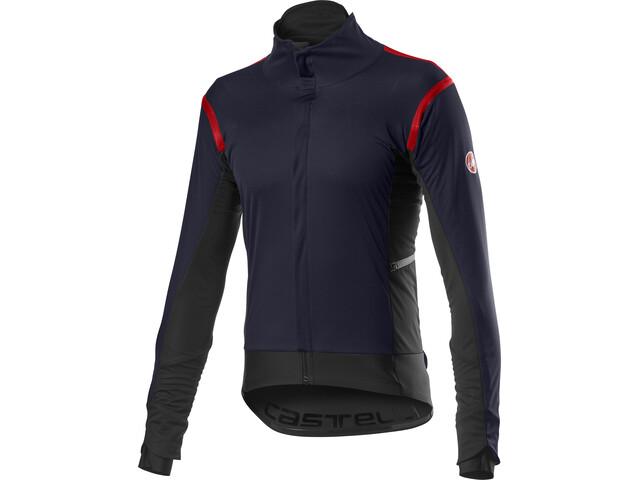 Castelli Alpha RoS 2 Jacket Men savile blue